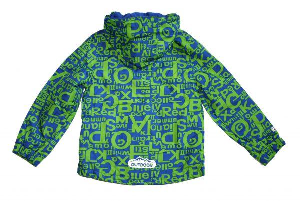 Демисезонная термокуртка OUTDOOR Pidilidi для мальчика
