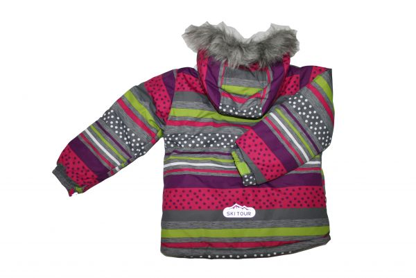 Зимняя лыжная термокуртка Снежок Ski Tour PIDILIDI
