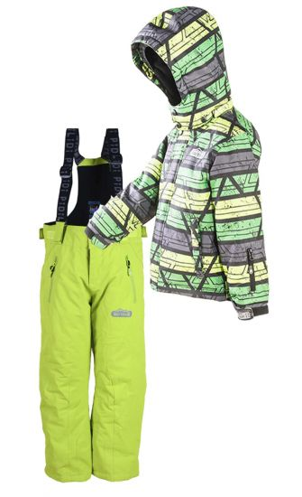 Зимний лыжный комплект (куртка+полукомбинезон) Тайга Ski Tour PIDILIDI 1056-02/1008-19