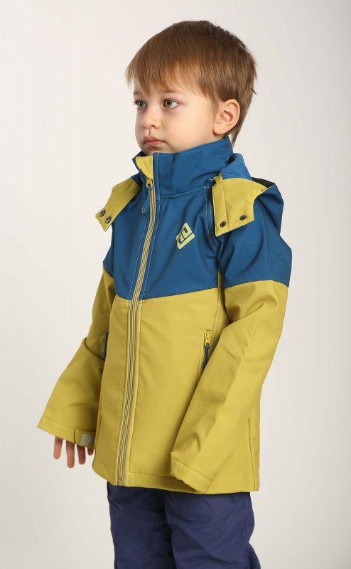 Демисезонная термо куртка softshell Лайн PIDILDI
