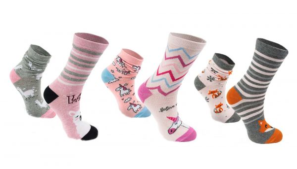Набор носков Pidilidi для девочки