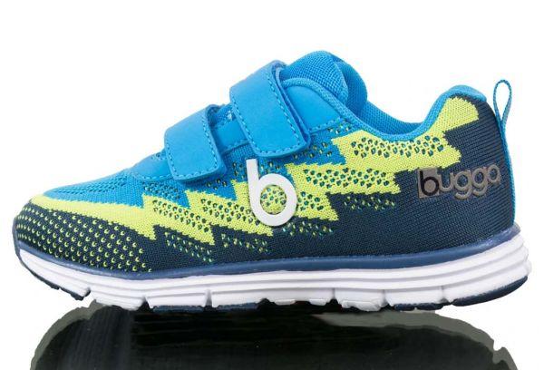 Кроссовки лёгкие Bugga голубые
