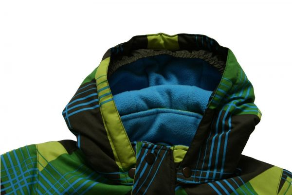 Зимний лыжный комплект (куртка+полукомбинезон) Асимметрия PIDILIDI для мальчиков