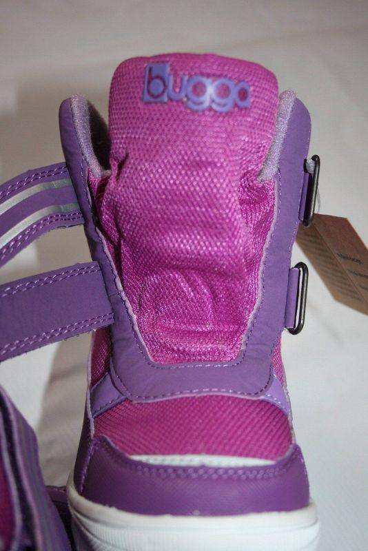 Непромокаемые детские зимние ботинки Bugga Waterproof