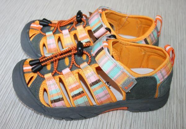 Летние открытые сандалии кроссовки Bugga