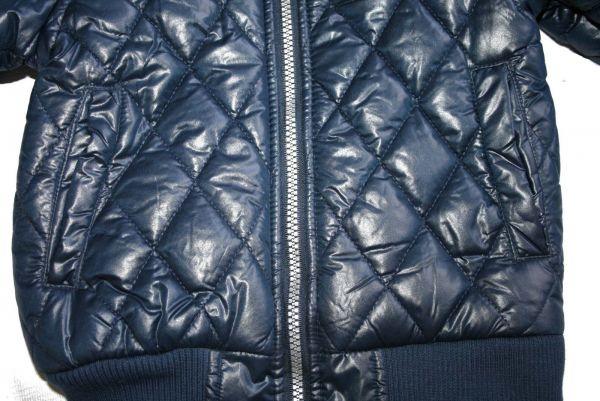 Стёганая курточка Minoti синяя