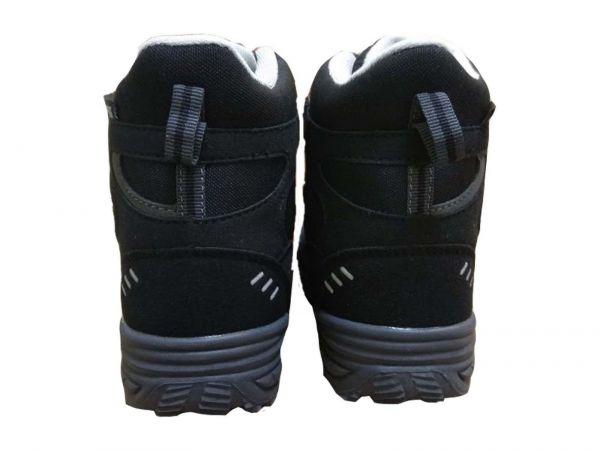 Зимние термоботинки Bugga Waterproof черные