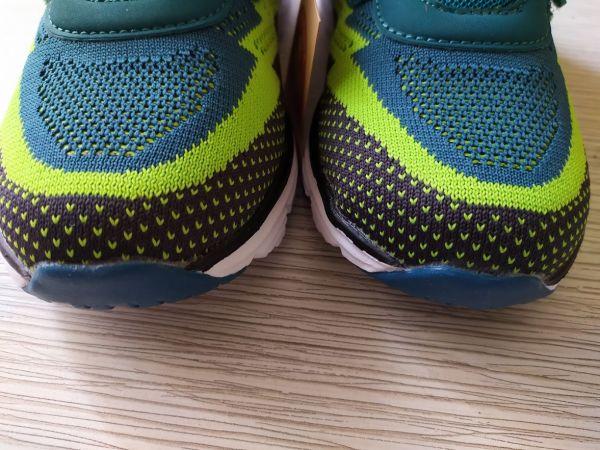 Кроссовки лёгкие Bugga зелёные
