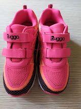 Кроссовки Bugga розовые